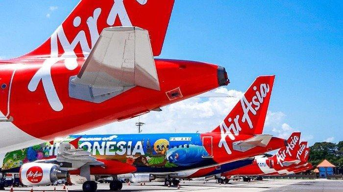 Promo AirAsia Diskon Tiket Pesawat hingga 50 Persen, Catat Tanggalnya!