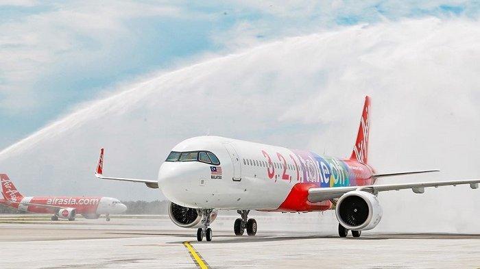 HUT ke-75 RI, Ada Diskon Tiket Pesawat AirAsia Penerbangan Domestik dan Rapid Test Murah