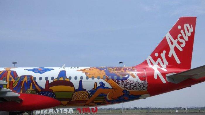 Maskapai AirAsia Kembali Layani Rute Jakarta-Pontianak Mulai 30 Desember 2020, Ini Syaratnya