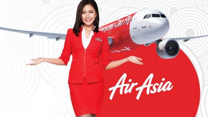 Promo Kursi Gratis AirAsia Bisa Dipesan hingga 17 Maret 2019, Ini Langkah untuk Mendapatkannya