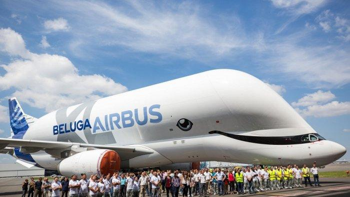 5 Pesawat Paling Unik di Dunia yang Tak Sembarang Orang Bisa Naik
