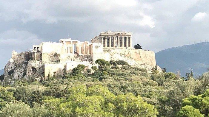 Tutup Dua Bulan, Akropolis Athena dan Semua Situs Arkeologi Dibuka Kembali