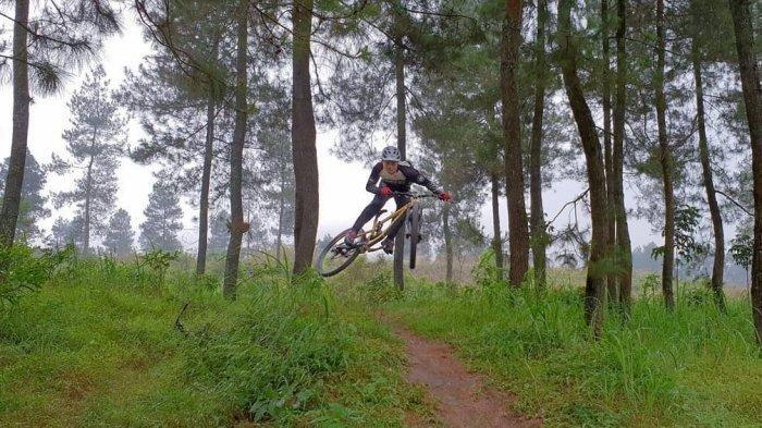 Jurang Jero Bike Park, Trek Downhill Favorit di Dekat Gunung Merapi