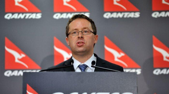 Berikan Pidato di Depan 500 Orang, CEO Qantas Harus Alami Hal Memalukan Ini