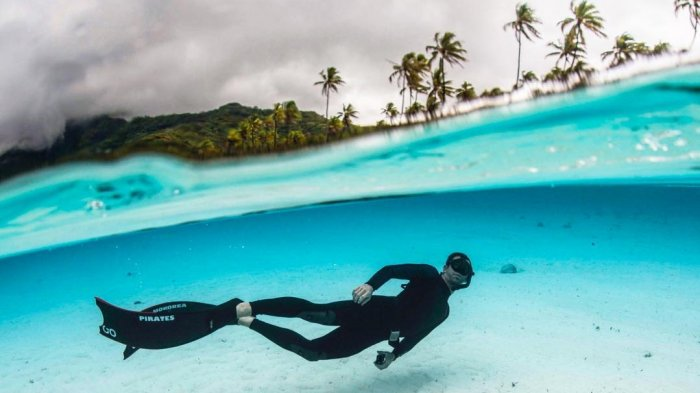 Indonesia Bawa 2 Penyelam Hawaii ke 7 Lokasi Selam Labuan Bajo untuk Promosi Wisata
