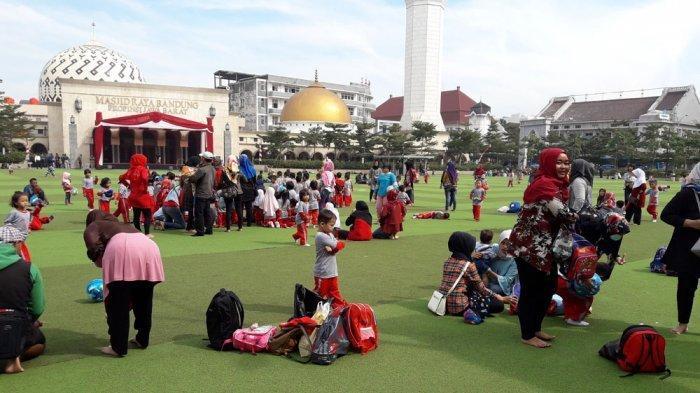 5 Tempat Ngabuburit Seru di Bandung