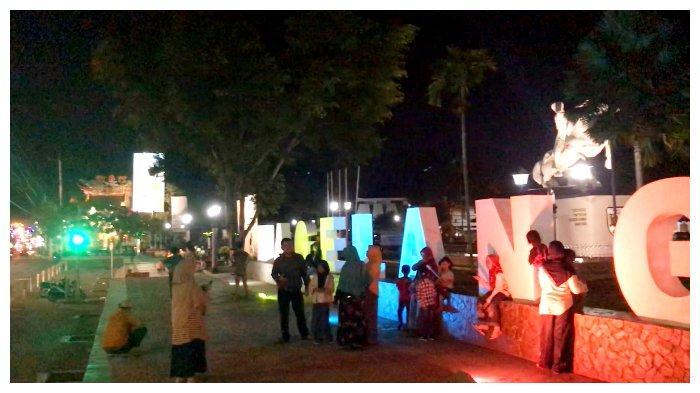 Liburan Akhir Pekan di Magelang, Nikmati Suasana Alun-alun hingga Pertunjukan Dancing Fountain