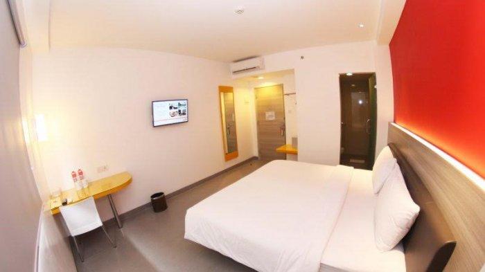 Kamar hotel Amaris Solo, dokumentasi hotelAmaris Solo