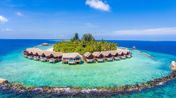 Menginap di Resor Mewah Maldives Selama 1 Tahun, Tarifnya Lebih dari Rp 400 Juta