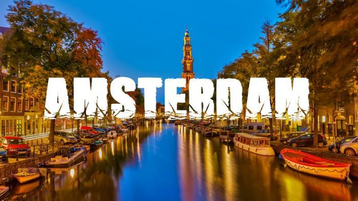 Liburan ke Eropa, Terbang ke Amsterdam Mulai Rp 5 Jutaan per Orang