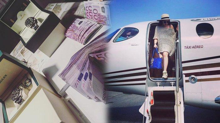 Bikin Gregetan! Ini Gaya Anak Orang Kaya di Jerman Pamer Kekayaan di Instagram
