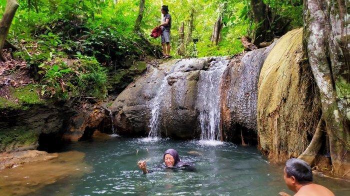 Menelusuri Keindahan Air Terjun Sidando, Surga Tersembunyi di Kalimantan Selatan