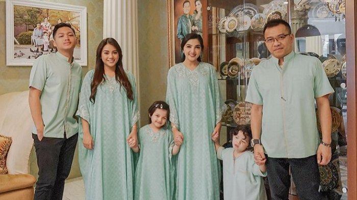 Lebaran Pertama Tanpa Aurel, Keluarga Anang dan Ashanty Rayakan Idul Fitri di Dubai
