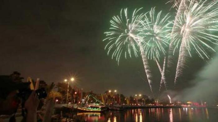 Daftar Acara Tahun Baru 2020 di Ancol, Ada Wahana Baru hingga Pesta Kembang Api