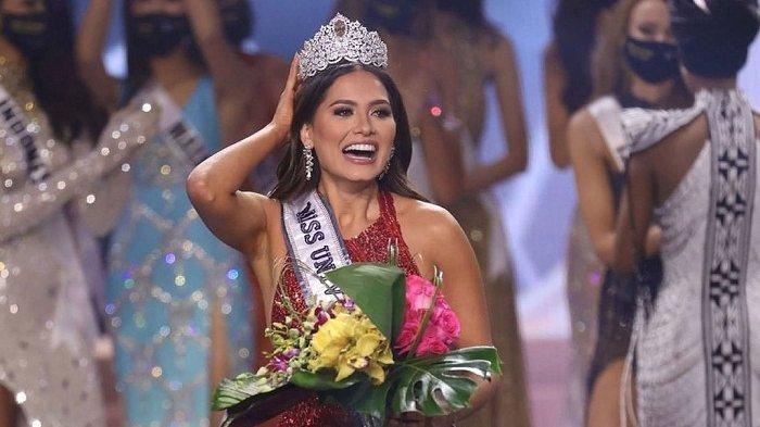 Intip Foto Travelling Andrea Meza, Miss Mexico yang Terpilih jadi Miss Universe 2020