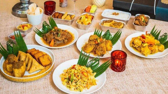 Bisa Pesan Secara Online Selama PPKM Darurat, Simak Daftar Menu Makanan di Shangri-La Surabaya