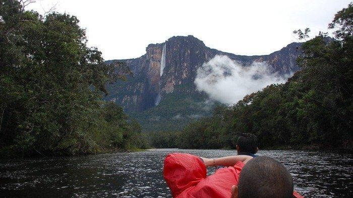 5 Air Terjun Paling Tinggi di Dunia, dari Angel Falls hingga Tugela Falls