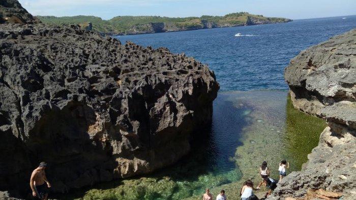 Angel's Billabong, Nusa Penida