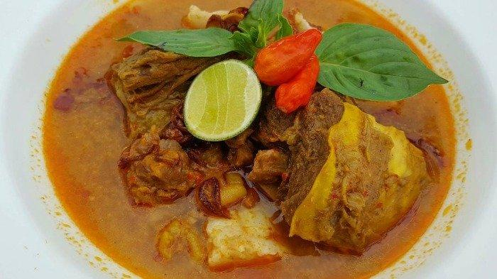 Uniknya Angeun Lada, Kuliner Khas Banten yang Menjadi Warisan Budaya Sejarah