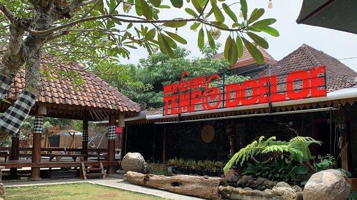 Angkringan Griyo Aji Somo di Wonogiri, Rumah Makan Jadul Bertema Jawa-Bali