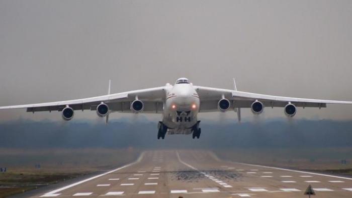 Fakta Penerbangan - Nganggur 20 Tahun, Pesawat Buatan China Ini Jadi yang Terbesar di Dunia