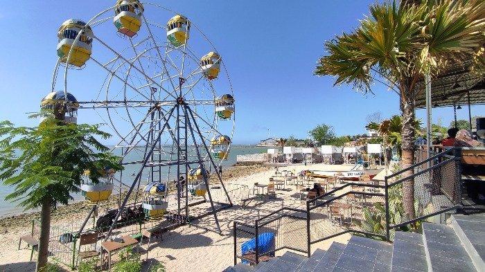 Aola Pantura, Tempat Nongkrong Asyik di Lamongan Sambil Menikmati Pemandangan Pantai