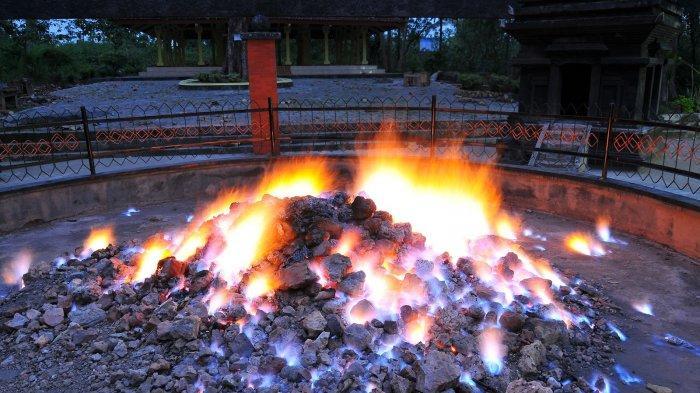 Misteri Padamnya Api Abadi Mrapen, Ini Dugaan Sementara