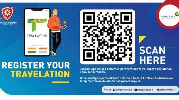 Angkasa Pura II Uji Coba Aplikasi Travelation di 19 Bandara untuk Hindari Antrean Panjang