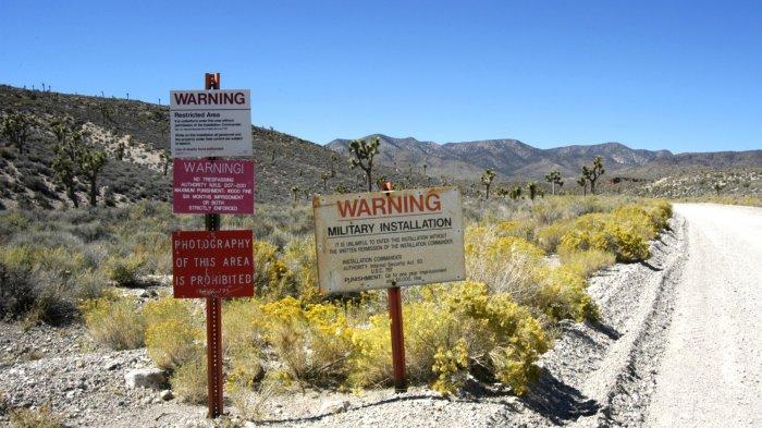 Fakta Unik Area 51, Tempat Misterius di Amerika yang Penuh dengan Konspirasi UFO