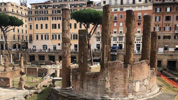 Asyik! Situs Sejarah Area Sacra di Roma Bakal Jadi Museum Terbuka