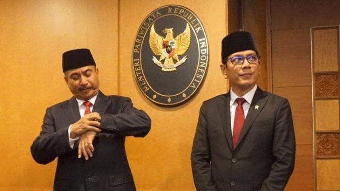 Arief Yahya Unggah Salam Perpisahan, Ucapkan Selamat untuk Wishnutama Menteri Pariwisata yang Baru