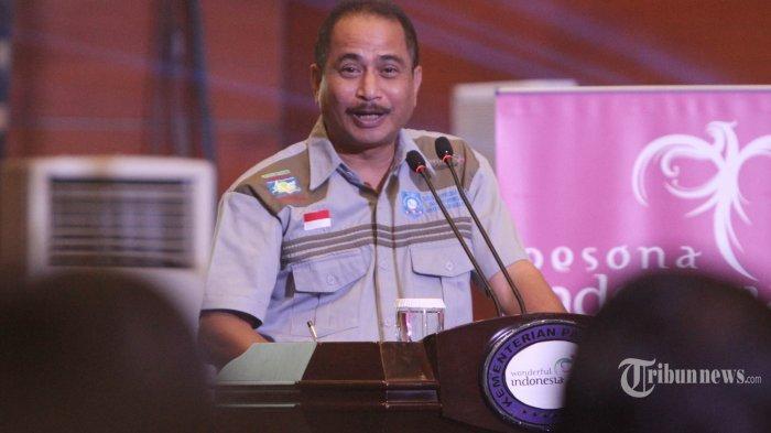 Kunjungi Surabaya, Menteri Pariwisata Nostalgia Cicipi Iwak Pe hingga Lorjuk