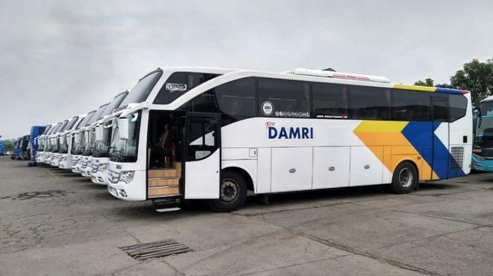 Syarat Calon Penumpang Bus Damri Selama Pandemi Covid-19