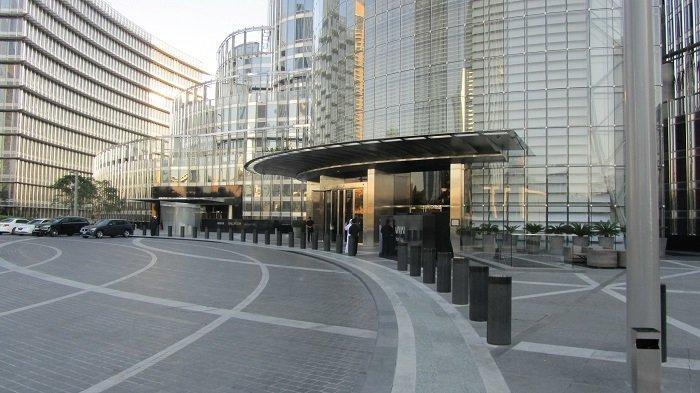 Burj Khalifa Kini Punya Restoran Halal dengan Pemandangan Air Mancur dan Pusat Kota Dubai