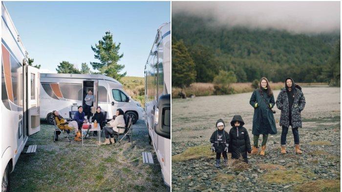 4 Seleb Indonesia Ini Pernah Road Trip Naik Campervan di Selandia Baru