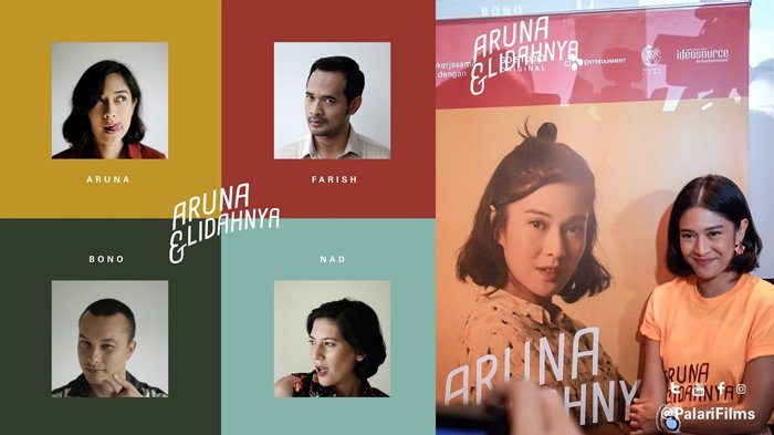 Promosikan Kuliner Indonesia, Traveloka Dukung Film 'Aruna & Lidahnya' Lewat Konten Eksklusif