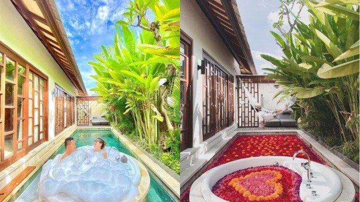 Rekomendasi Vila di Bali untuk Bulan Madu, Fasilitas Private Pool dan Suasananya Romantis