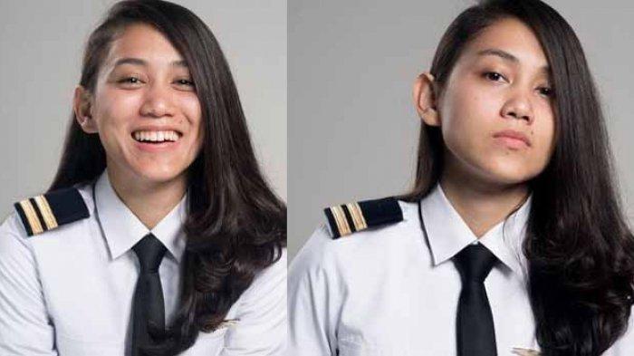 Pilot Wanita Athira Farina Beberkan Kisahnya Saat Jadi Pilot dan Gajinya