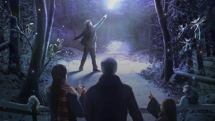 Taman Hiburan Inggris Akan Buka Wahana Harry Potter