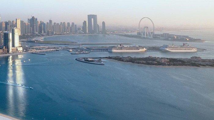 Dubai Akan Hadirkan Infinity Pool Tertinggi di Dunia, Punya Pemandangan 360 Derajat