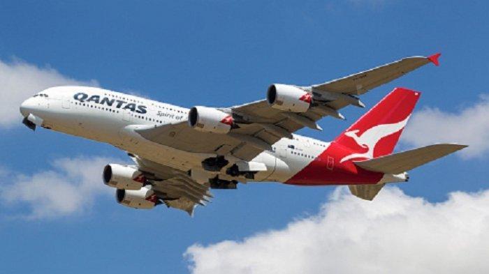 Qantas Australia Akan Membuka Penerbangan Internasional Pada Akhir Oktober 2021