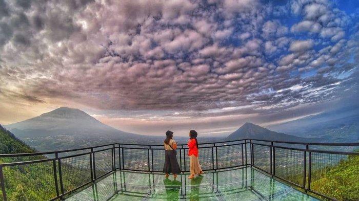 Harga Tiket Masuk dan Jam Operasional Awang Awang Sky View Telomoyo Terbaru 2021