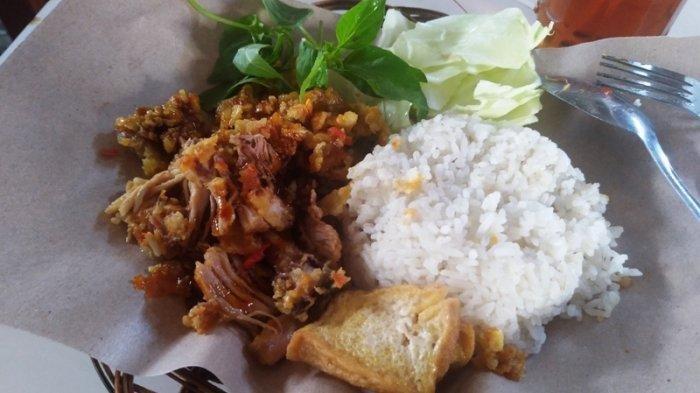 7 Kuliner Ayam Geprek di Kota Semarang, Cocok Dinikmati Pecinta Pedas