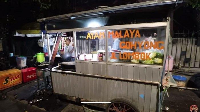 Kuliner Unik Ayam Goreng Gohyong Malaya, Jajanan Laris Manis di Jakarta Pusat