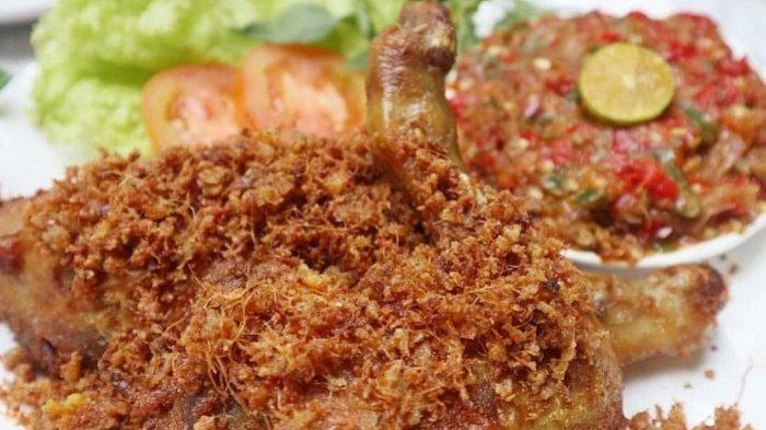 Resep Ayam Goreng Padang Gurih dengan Bumbu Kaya Rempah untuk Menu Makan Malam di Rumah