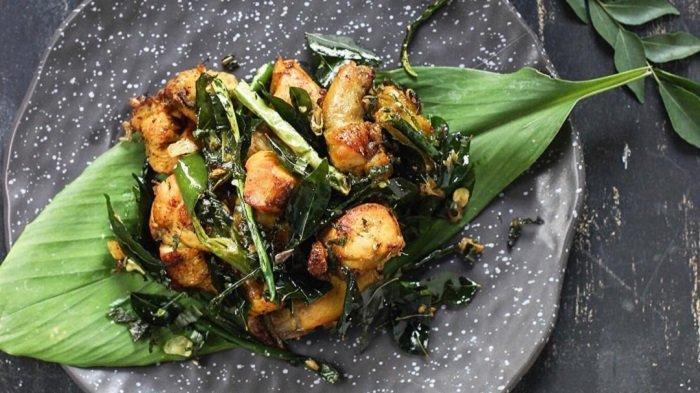 Ayam Tangkap kuliner khas Aceh