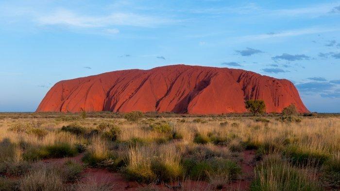 Ayers Rock di Australia