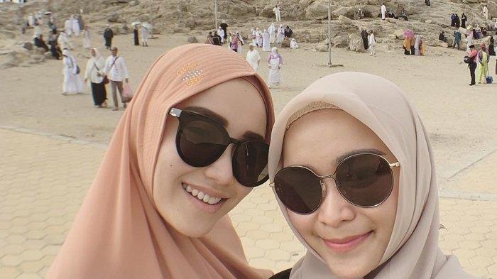 Tertahan di Bandara Gara-gara Saudia Airlines, Ayu Ting Ting Bersyukur Bisa Pulang ke Indonesia