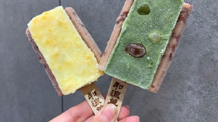 Azuki Bars, Es Krim Unik dari Jepang, Cocok Buat Camilan Diet dan Vegan Lover