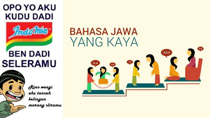 Makin Mendunia Berbanggalah Jadi Orang Jawa Ini  Fakta Unik Bahasa Jawa